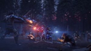 Guns, Monsters and Magic in Giantstep's Epic Cinematic for 'Quantum Knights' Video Game