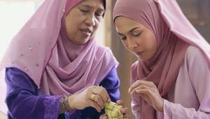 RHB Group Celebrates Eid-al-Fitr Festivities with Stock Footage Spot