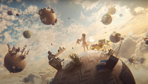 IKEA Puts People in Their Own Little Worlds in Gorgeous Spot from Rethink