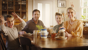Jalna Farm to Pot Organic Yoghurt's Sweet Spot Keeps it in the Family