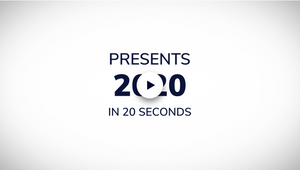 2020 in 20 Seconds
