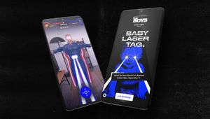 Amazon Prime Video: The Boys, Baby Laser Tag