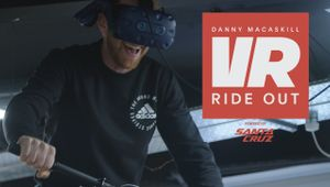Danny MacAskill's VR Ride Out Experience