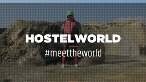 Hostelworld #Meettheworld