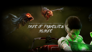 Universal Monsters Presents: Bride of Frankenstein holoride
