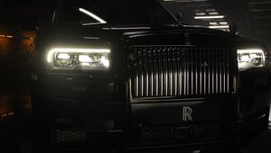 Rolls Royce Cullinan Black Badge