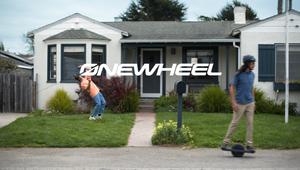 """Onewheel """"Destroy Boredom"""""""