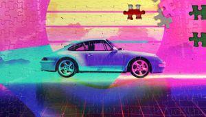 Porsche 'Pop Star'