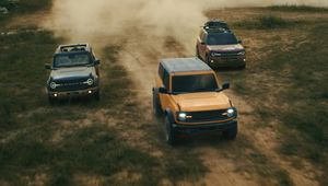 Ford - Bronco Family: Manifesto