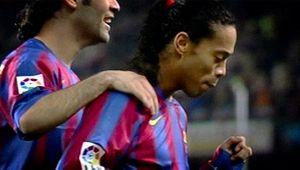 "Ronaldinho ""The Happiest Man In The World"" by Stuart & Andrew Douglas"