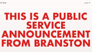 Branston - #BranstonNotBranson
