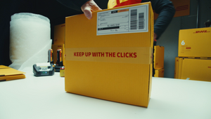 DHL - Keeping Up with the Clicks