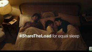 #ShareTheLoad for Equal Sleep