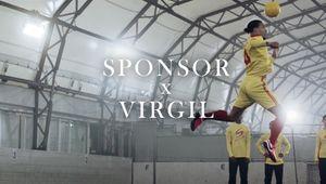 Sponsor x Virgil Van Dijk