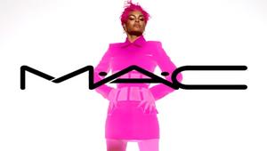 Teyana Taylor x MAC