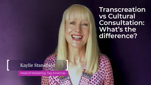 Transcreation vs Cultural Consultation. What is the difference?