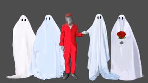 "Travis ""A Ghost"""