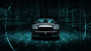 Rolls-Royce Motor Cars: Wraith Kryptos