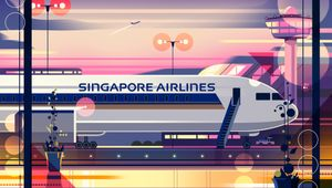 The New York Times + Singapore Airlines