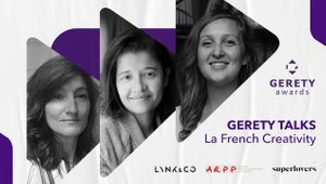 GERETY TALKS: La French Creativity