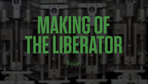 The Making of Netflix's The Liberator