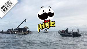 "Super Bowl Ad - Pringles ""Space Return"""