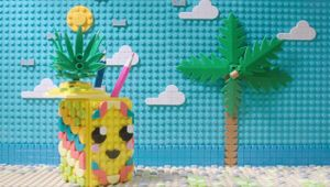 Lego - World of Dots