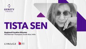 GERETY TALKS: With Tista Sen
