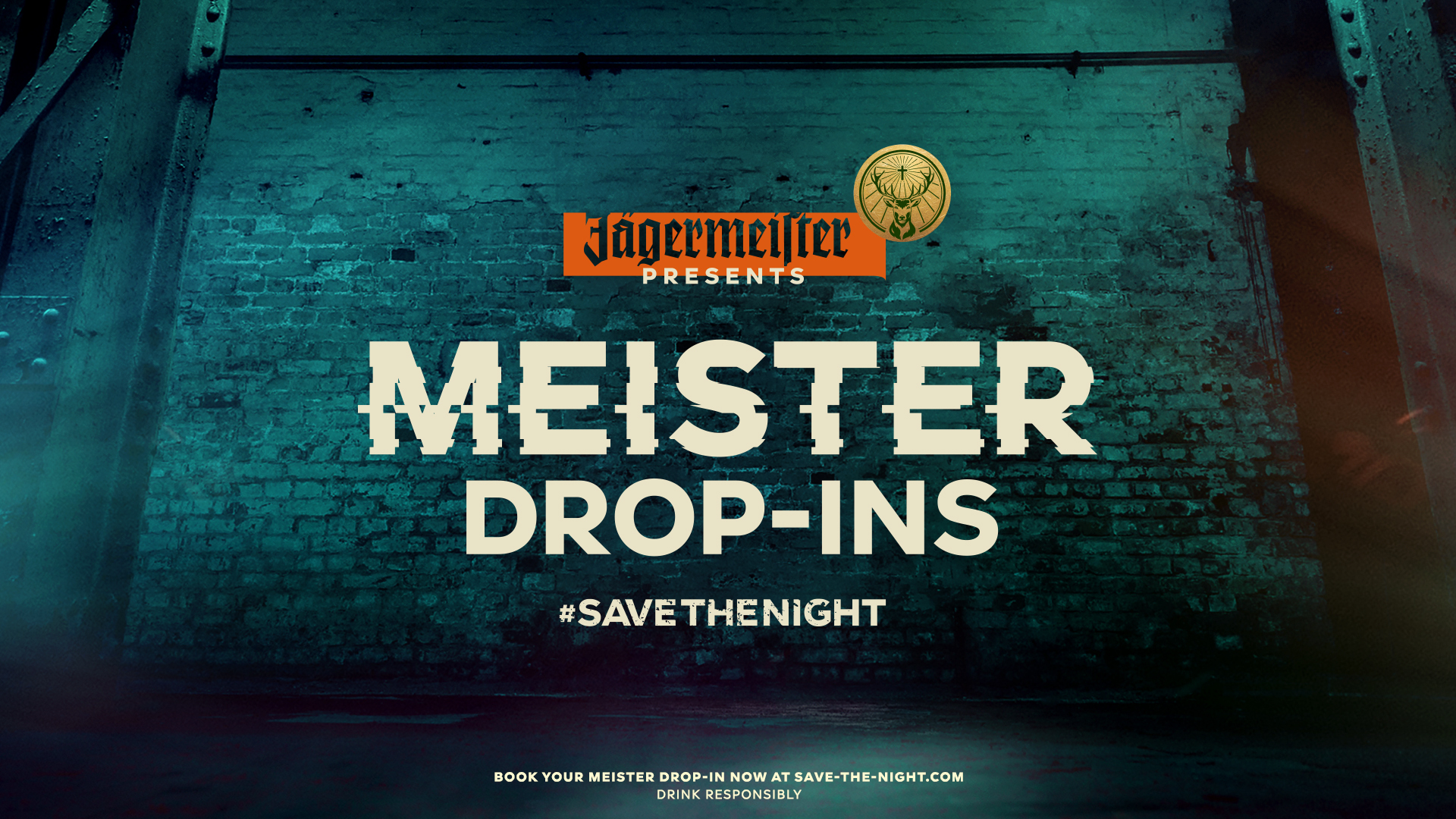 Meister Drop-ins to #SAVETHENIGHT