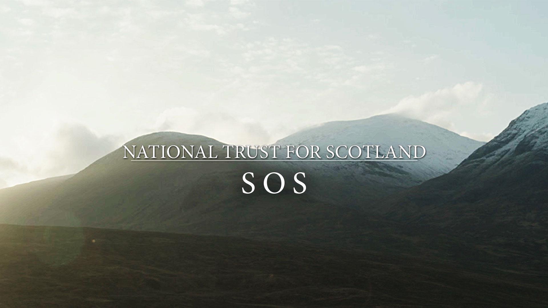 National Trust for Scotland - SOS
