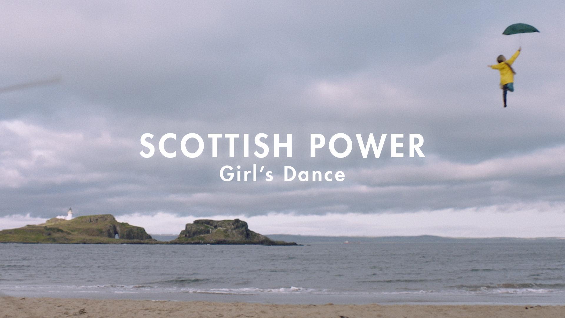 Scottish Power - Girl's Dance