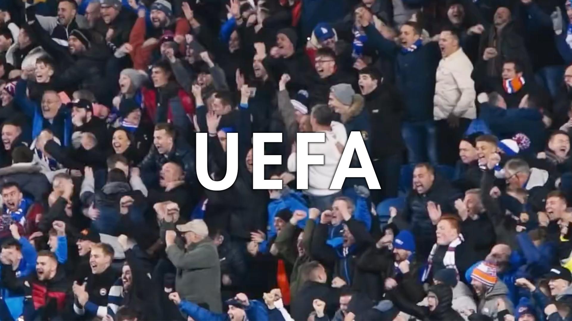 UEFA - Europa League vs Manny