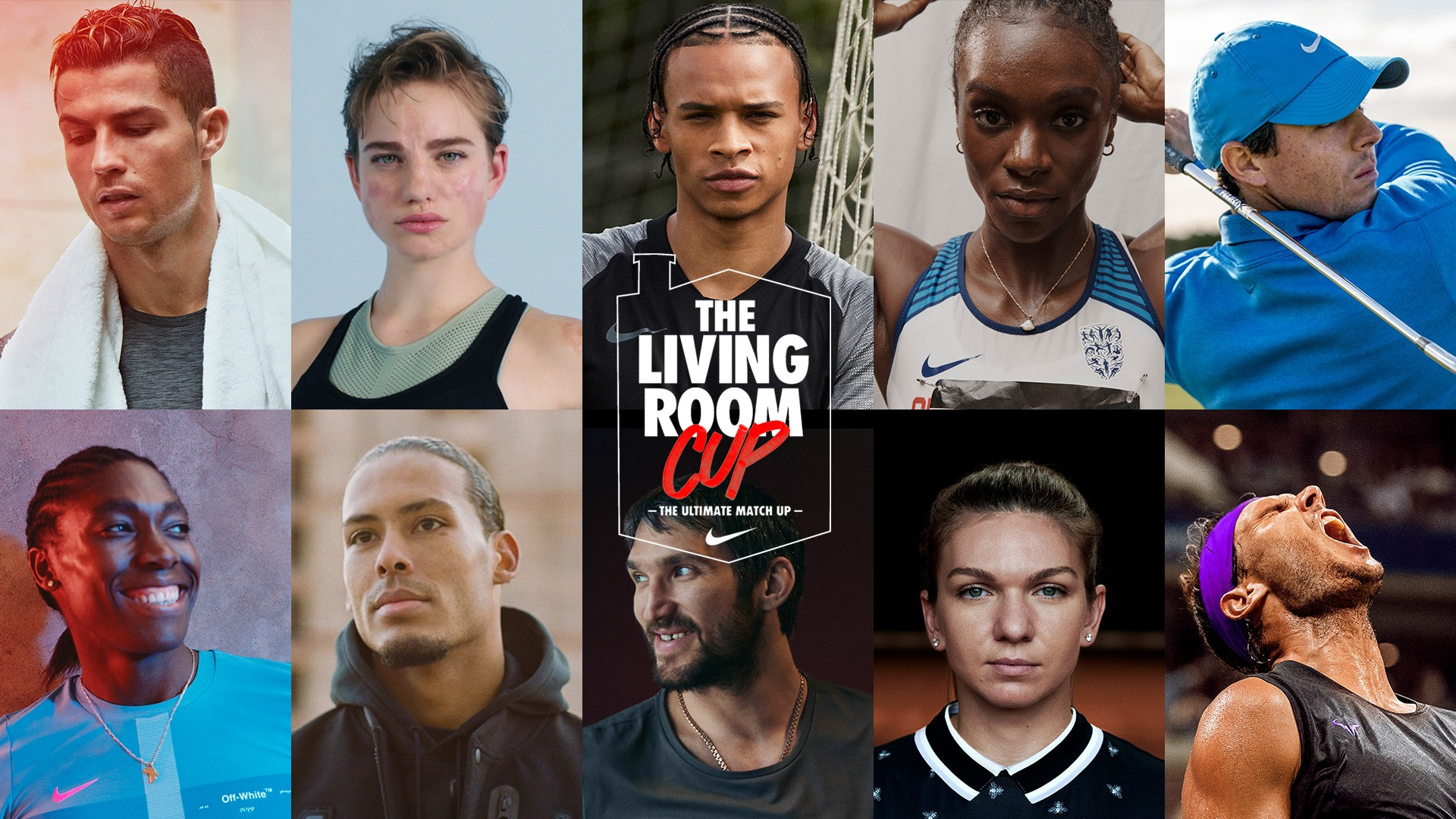 Nike: The Living Room Cup